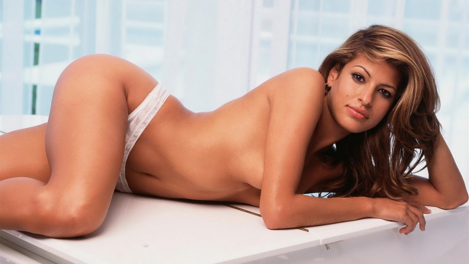 Authoritative answer, eva mendes naked tits
